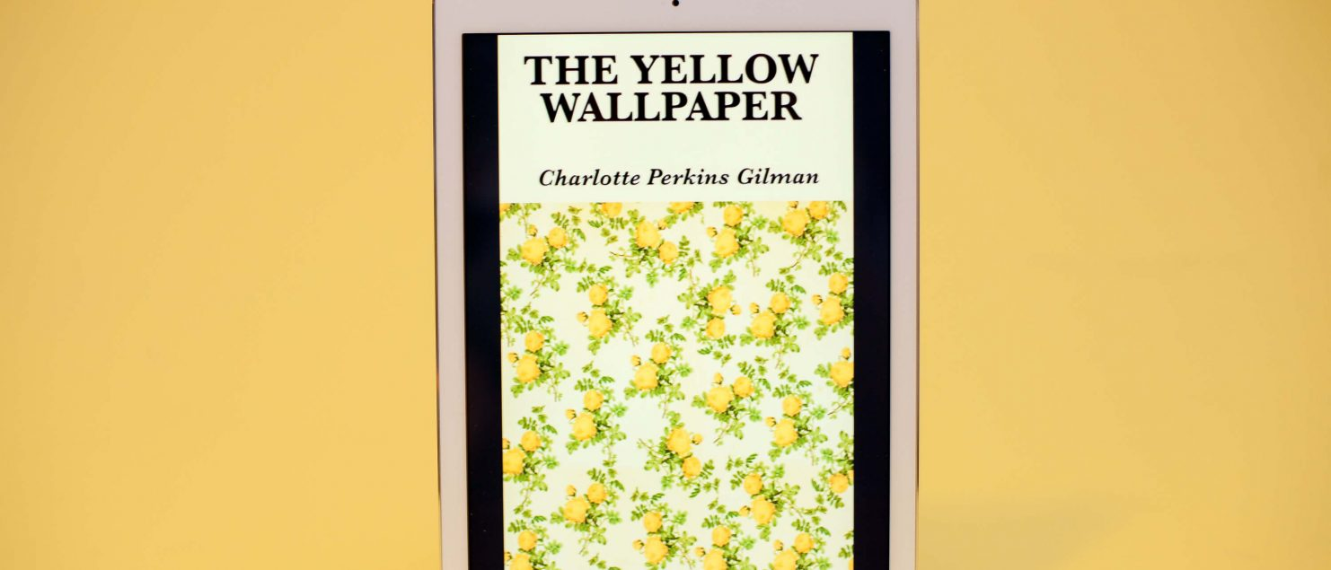 Book Review The Yellow Wallpaper By Charlotte Perkins